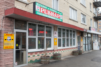 Pushap Sweets - Restaurants indiens - 514-737-4527