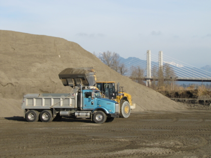 Mainland Construction Materials ULC - Sand & Gravel