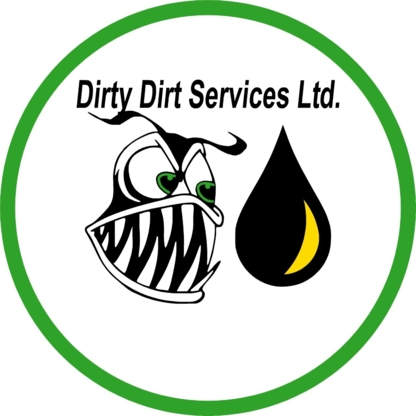 Dirty Dirt Services Ltd - Maîtrise et nettoyage de déversements de pétrole