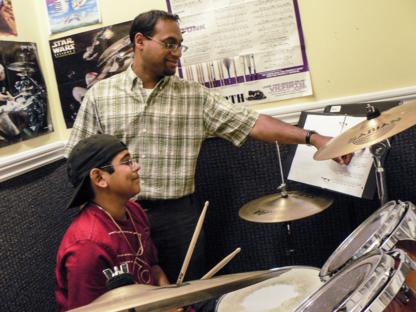 View Merriam School of Music's Milton profile
