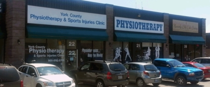 York County Physiotherapy & Sports Injuries Clinic - Clinics - 905-898-6708