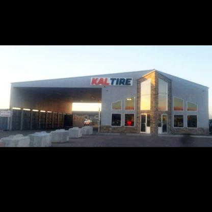 Kal Tire - Tire Retailers - 780-645-3311