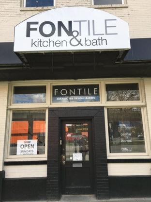 Fontile Kitchen & Bath - Ceramic Tile Manufacturers & Distributors