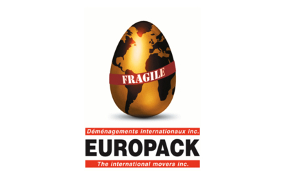 Europack the International Movers - Moving Services & Storage Facilities - 514-353-6135