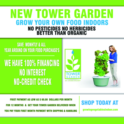 Growingvegetablesindoor.com - Hydroponic Systems & Equipment