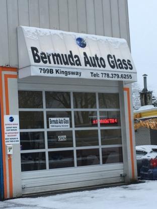 Bermuda AutoGlass - Pare-brises et vitres d'autos - 778-379-6255