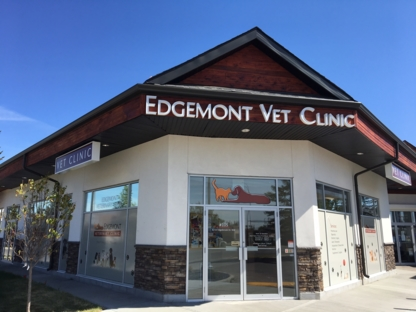 Edgemont Veterinary Clinic Inc - Veterinarians