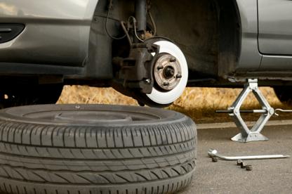Scott Tweedy's Mobile Tire Repair - Tire Repair Services - 902-393-7512