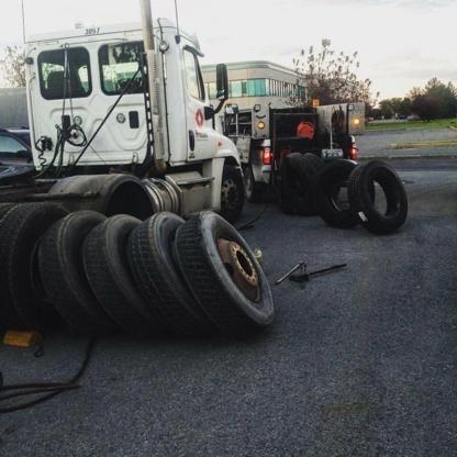 Service de pneu Dupuis - Tire Retailers