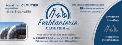 Ferblanterie Cloutier - Ferblanterie
