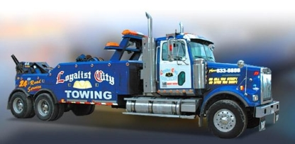 Loyalist City Towing Ltd - Trailer Renting, Leasing & Sales - 506-633-8888
