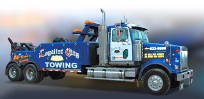 Loyalist City Towing Ltd - Auto Repair Garages - 506-633-8888