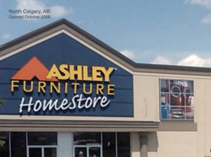 View Ashley HomeStore's Calgary profile