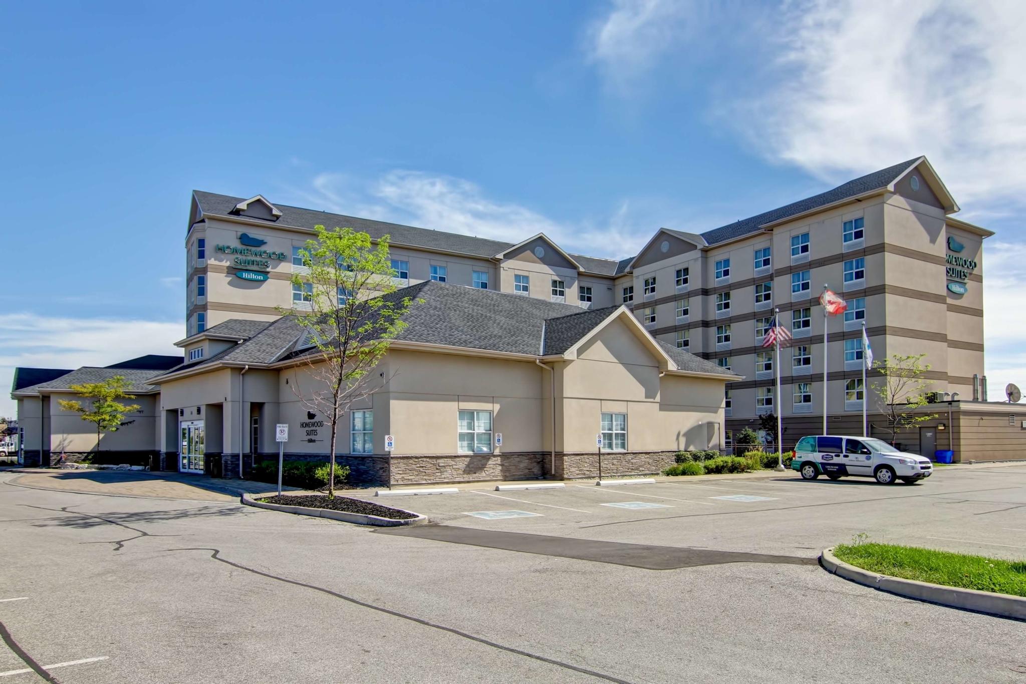 Homewood Suites by Hilton Toronto-Markham - Hotels