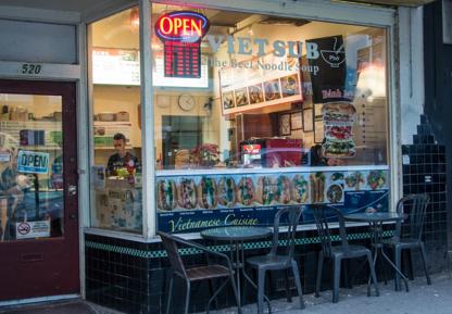 Viet Sub Vietnamese Cuisine - Grocery Stores - 604-569-3340