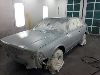 Touch Up Spot The - Auto Body Repair & Painting Shops - 519-758-0302