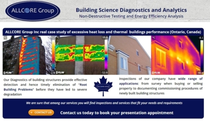 ALLCORE Group Inc - Energy Management & Consultants - 1-844-847-7474
