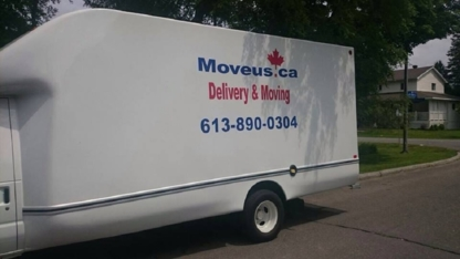 Moveus.ca - Moving Services & Storage Facilities - 613-890-0304
