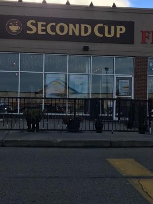 Second Cup Coffee Co. - Cafés - 403-250-3557