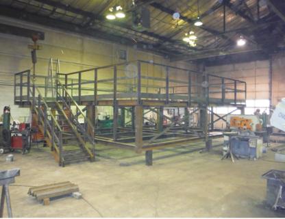 Ecosse Welding Ltd - Soudage - 403-237-9922