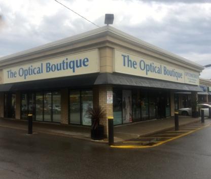 The Optical Boutique - Opticians - 905-579-1242
