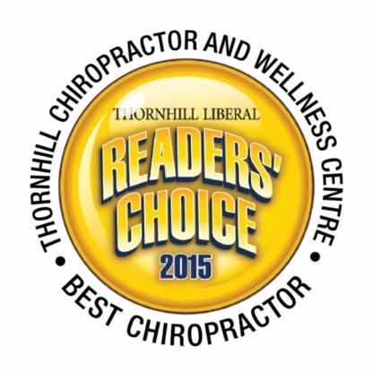 Thornhill Chiropractic & Wellness Center - Chiropractors DC