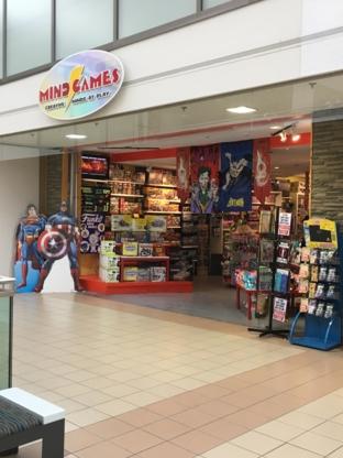 Mind Games - Games & Supplies