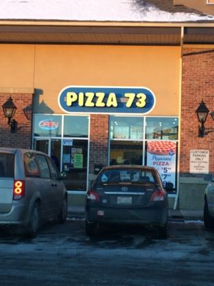Pizza 73 - Pizza & Pizzerias - 403-273-7373
