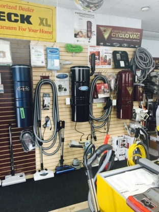 Ontario Vacuum - Vacuum Cleaner Parts & Accessories - 905-548-8484