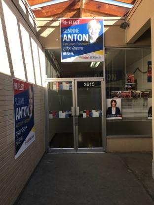 Suzanne Anton Campaign Office - Political Organizations & Representatives