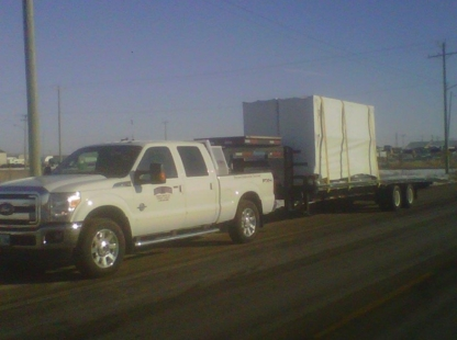 Fast Lane Freight Services Inc - Freight Forwarding - 204-654-4024