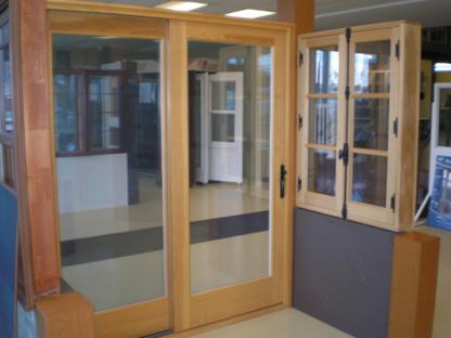 Dicaire Portes & Fenêtres Inc - Fenêtres