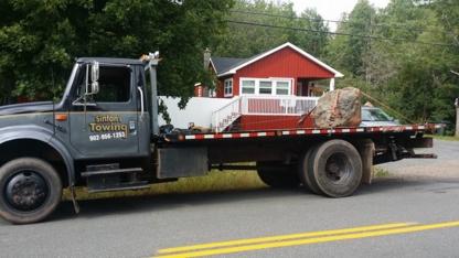 Sinton's Towing - Vehicle Towing - 902-956-1253