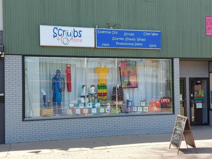 Scrubs and More - Uniformes