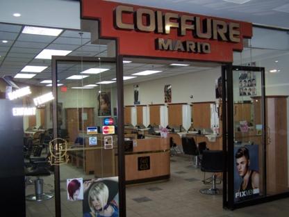 Coiffure Mario Enr - Salons de coiffure - 450-473-8078