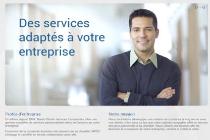 View Martin Plante Service Comptable's Saint-Jean-sur-Richelieu profile