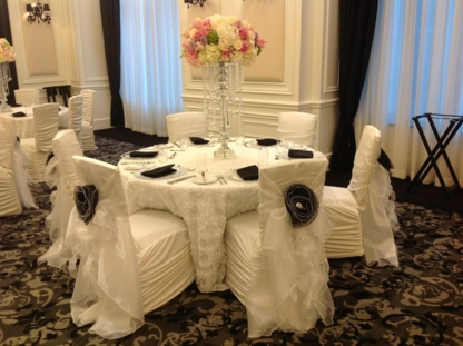 Covers Couture Decor & Floral Design - Wedding Planners & Wedding Planning Supplies - 905-856-6004