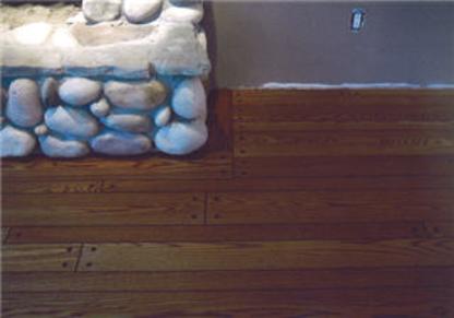 Burnstad Hardwood Floors Ltd - Floor Refinishing, Laying & Resurfacing - 604-435-7079