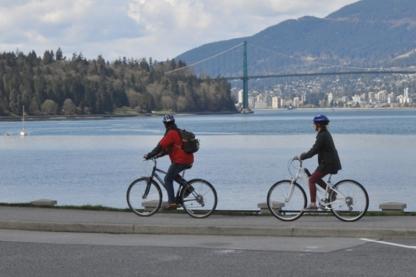 Bayshore Bicycles Ltd - Location de vélos