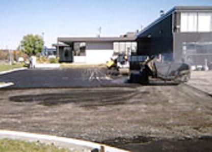 Ampac Paving & Concrete Ltd - Paving Contractors