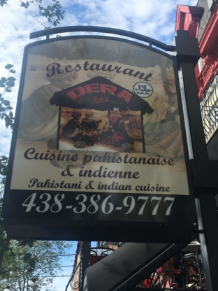 Desi Dera Restaurant - Restaurants - 438-386-9777