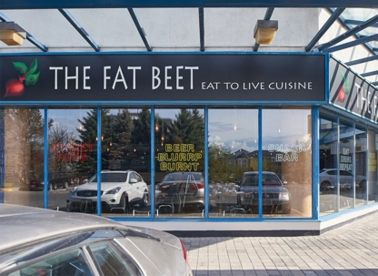 The Fat Beet - Restaurants - 905-597-8081