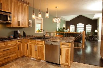 Paradise Mfg Ltd - Kitchen Cabinets