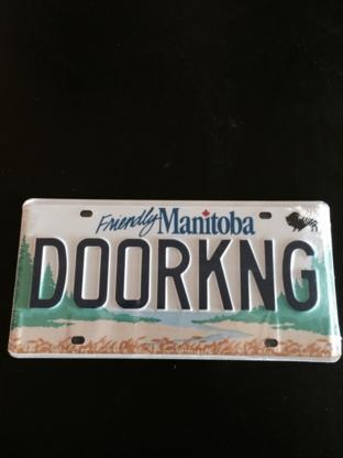 The Door King - Garage Door Openers - 204-235-0639