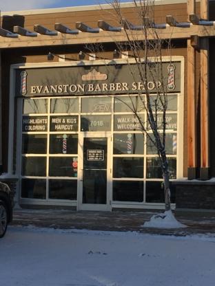Evanston Barber Shop - Barbers - 403-719-9002