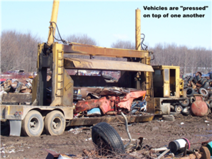 Huron Auto Wreckers - Vehicle Towing - 519-395-2827