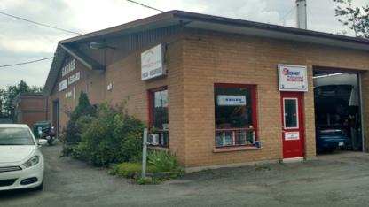 Garage JMCO - Garages de réparation d'auto - 819-791-9991