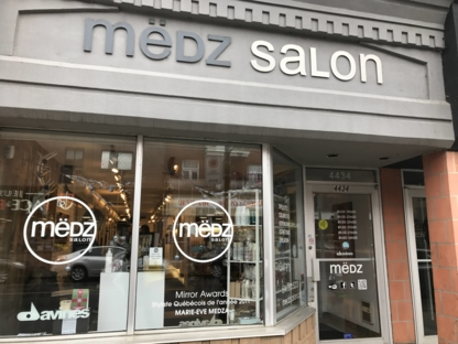 Mëdz Salon - Hair Extensions - 514-510-5223