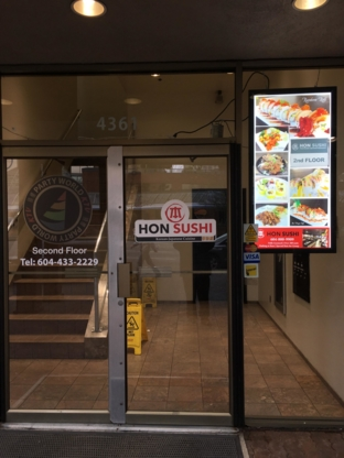 Hon Sushi Ltd - Japanese Restaurants - 604-439-8882