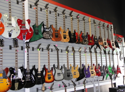 Rock Shop - Musical Instrument Stores